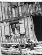 Photo Du Guide De Montagne Cachat Vers 1933 Le Refuge Des Grands Mulets - Unclassified