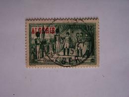 FRANCE ALGERIE FRANCAISE 1954 OBLITERE ALGER  150 ANNIVERSAIRE DE LA  LEGION D'HONNEUR - Oblitérés