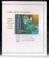 Venezuela FDC Satellite Météorologique 1997 - Venezuela