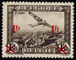 Belgique Poste Aérienne, PA 6/7, 1935 Mnh ** Cote 50€ - Airmail