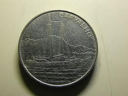 Cabo Verde 10 Escudos 1994 Carvalho - Cap Verde