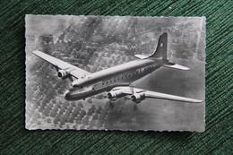 SKYMASTER : Voyagez - Expédiez Par T.A.I , Compagnie Des Transports Aériens Intercontinentaux - 1946-....: Era Moderna