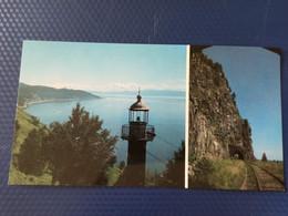Russia. Baikal Lake  Lighthouse - Phare - Modern PC - Phares