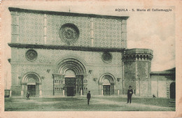 Italie Aquila S Maria Di Collemaggio - Other Cities