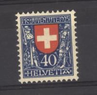 0ch  0544 -  Suisse  :  Mi  188  * - Ongebruikt