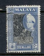 Malaya Trengganu 1957-63 Pictorial 50c FU - Trengganu