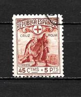 LOTE 2189 /// (C015) ESPAÑA 1937  EDIFIL Nº: 767 LUXE - 1931-50 Used