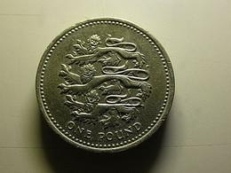 Great Britain 1 Pound 1997 - 1 Pound