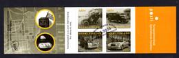 FINLANDE 2006 - Carnet Yvert C1741 - Facit H66 - Oblitéré, Used, - Centenaire Du Transport En Taxi - Markenheftchen