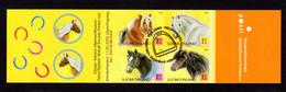 FINLANDE 2005 - Carnet Yvert C1717 - Facit H64 - Oblitéré, Used, - Faune, Chevaux, Poneys - Markenheftchen