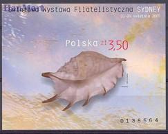 Poland 2005 Mi Bl 161B Fi Bl192A MNH ( ZE4 PLDbl161B ) - Zonder Classificatie