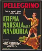 """Etichetta Vino """"Ditta Pellegrino Marsala"""" -Italy Italia - Non Classificati"""