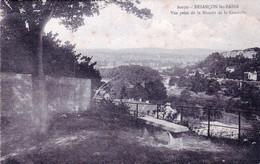 25 - Doubs - BESANCON -  Vue Prise De La Montée De La Citadelle - Besancon