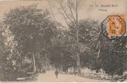 MARITIME - MARSEILLE A YOKOHAMA N° 4 SUR CP DE MALAISIE - SEMEUSE - Schiffspost