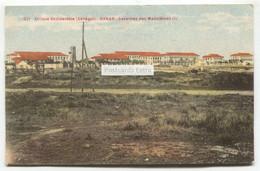 Dakar, Senegal - Casernes Des Madeleines - Old Postcard - Senegal