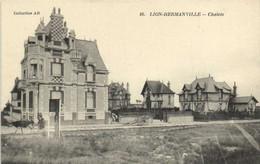 LION HERMANVILLE  Chalets Recto Verso - Sonstige Gemeinden