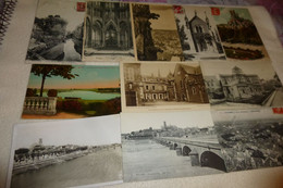 LOT DE 11 CARTES NEVERS (58) - 5 - 99 Postcards