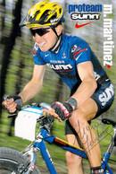 CYCLISME: CYCLISTE : MIGUEL MARTINEZ - Cycling