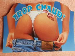 Trop Chaud - Pin-Ups