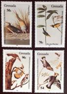 Grenada 1985 Audubon Birds MNH - Unclassified