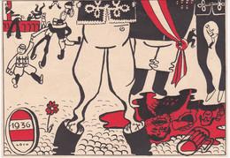 117 . Zentralfest 1936 - Cp.10 X 15 - Unclassified