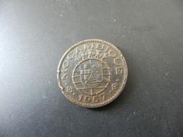 Mozambique 1 Escudo 1957 - Mozambique