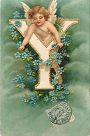 ANGE - Alphabet Lettre Y - Angels