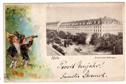 Halle - Halle (Saale)