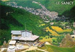 311  Carte Postale  Massif Du Sancy  Vallée De La Fontaine Salée  63  Gare Supérieure Du Téléphérique  Auvergne - Otros Municipios