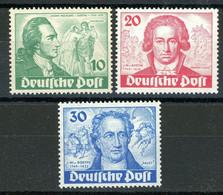 Berlin Mi 61 - 63 **  Postfrisch ,  Prüfgarantie  ,  Einwandfrei - Unused Stamps