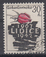 TSJECHOSLOWAKIJE - Michel - 1967 - Nr 1715 - Gest/Obl/Us - Usati