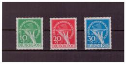 Berlin Mi 68 - 70 **  Postfrisch ,  Prüfgarantie  ,  Einwandfrei - Unused Stamps