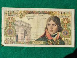 Francia 100 Francs 1960 - 100 NF 1959-1964 ''Bonaparte''