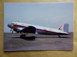 AIR DJIBOUTI  DC 3    F-OCKU    / Collection Vilain N° 1337 - 1946-....: Era Moderna