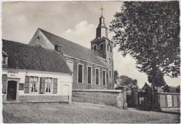 Kruishoutem - Deelgemeente Wannegem - De Kerk (niet Gelopen Kaart) - Kruishoutem