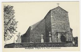 ROUVROY-MONTQUINTIN : L'église Et Sa Tour Caractéristique - Rouvroy