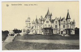 GENDRON-CELLES : Château De Noisy XVe Siècle - Houyet