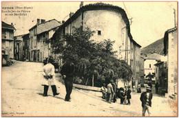 05 - VEYNES - Rue Du Jeu De Paume Et Rue Berthelot - Andere Gemeenten