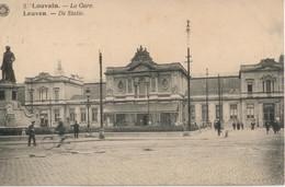 Leuven : De Statie - Leuven