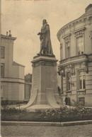 Leuven : Standbeeld Justus Lipsius - Leuven