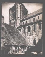 Soignies - L'église Et Le Cloître Roman - Photo Originale - Soignies