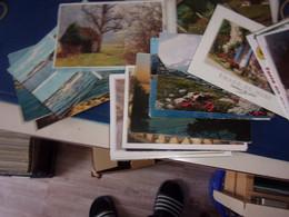 LOT DE PRES 600 CARTES  TOUT VENANT 8 EURO   PREVOIR PORT 15 EURO - 500 Postkaarten Min.