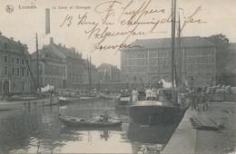 Leuven : Kanaal En T'Entrepot - Leuven