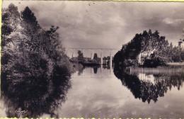 Le Blanc Le Viaduc Vue Sur La Creuse ( Avant 1952 - Le Blanc