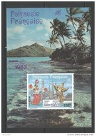 "Polynésie Bloc YT 8 BF "" Bangkok'83 "" 1983 Neuf** - Blocchi & Foglietti"
