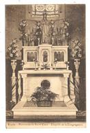 Binche NA52: Pensionnat Du Sacré-Coeur. Chapelle De La Congrégation 1930 - Binche