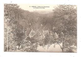 21 - SEMUR - Vallée De L'Electricité - Le Viaduc Et La Ville - Semur
