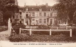 Saint Rémy Lès Chevreuse - Château De Saint Paul - St.-Rémy-lès-Chevreuse