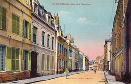 Cambrai - Rue Des Capucins - Cambrai