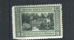 Hungary - Old Vignette - Poster Stamp - Cinderella - Altri